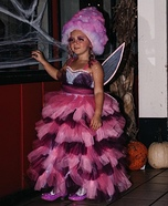 Sugar Plum Fairy Homemade Costume
