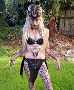Suicide Squad Enchantress Homemade Costume