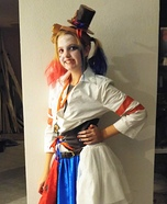 Suicide Squad Steampunk Harley Quinn Homemade Costume