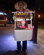 Sum Hung Guy Chinese Buffet Homemade Costume