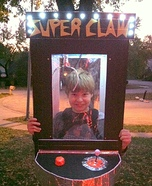 Super Claw Costume