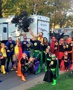 Super Friends Costume
