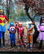 Super Heroes Costume