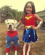 Super Heros Costumes