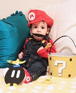 Super Mario Baby Homemade Costume