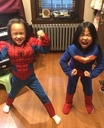 Supergirls Costume