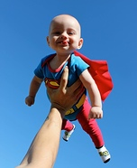Cute baby costume ideas: Superman Baby Costume