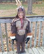 Sven, Reindeer from Frozen Homemade Costume