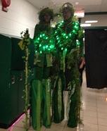 Swamp Creatures Homemade Costume