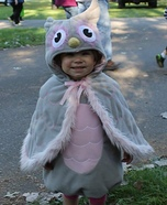Sweet Lil' Owl Baby Costume