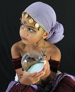 Téa the Fortune Teller Homemade Costume