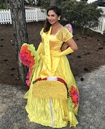 Taco Belle and Tequila Bartender Homemade Costume