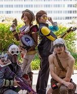 Tales from the Borderlands Group Homemade Costume