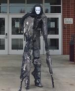 Tall Stalker Homemade Costume