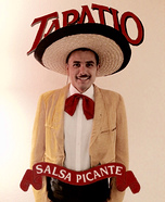 Tapatio Man Homemade Costume