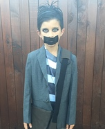 Tapeface Homemade Costume