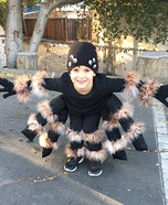 Tarantula Homemade Costume