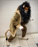 Teacher Gone Wild Homemade Costume