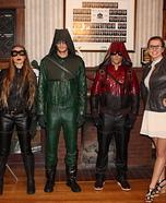 Team Arrow Homemade Costume