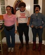 Team Pedro Homemade Costume