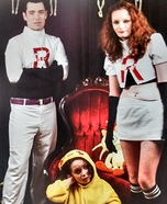 Team Rocket Costumes