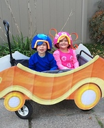 Team Umizoomi Homemade Costume