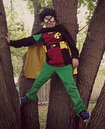 Teen Titans Go! Homemade Costume