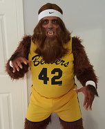 Teen Wolf Adult Costume