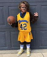 Teen Wolf Homemade Costume