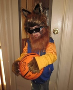 Teen Wolf Kids Homemade Costume
