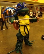 Teenage Mutant Ninja Turtle Balloons Costume