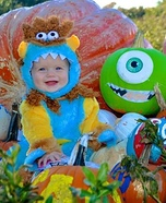 Teenie Meenie Monster Costume