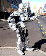 Brooklyn Terminator Endoskeleton Costume