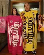 Terrible Towels Homemade Costume