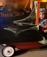 Terror Train Homemade Costume