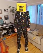 Tetris Homemade Costume