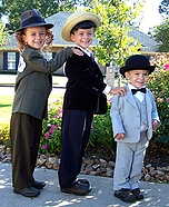 The Three Stooges Costume