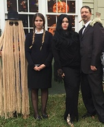 The Addams Family Costume Ideas
