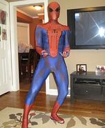 The Amazing Spiderman Costume