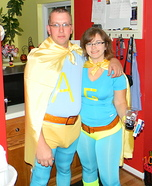 Ambiguously Gay Duo Costume