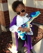 The Artist Formerly Known as Prince Homemade Costume