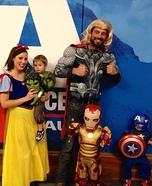 The Avengers Family Costume
