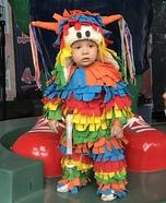 The Baby Pinata Homemade Costume