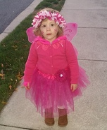 The Beautiful Fairy Homemade Costume