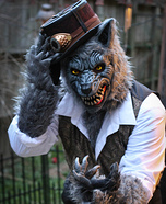 The Big Bad Wolf Homemade Costume