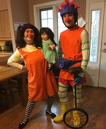 The Big Comfy Couch Homemade Costume