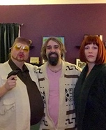 The Big Lebowski Homemade Costume