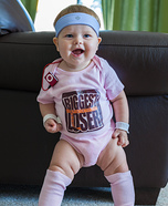 The Biggest Loser Baby Costume