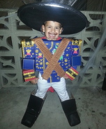 The Book of Life Joaquin Homemade Costume