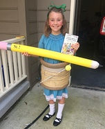 The Borrowers Homemade Costume